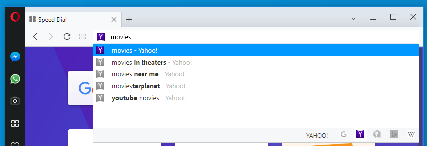 Search |