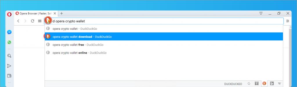 Search - Opera Help