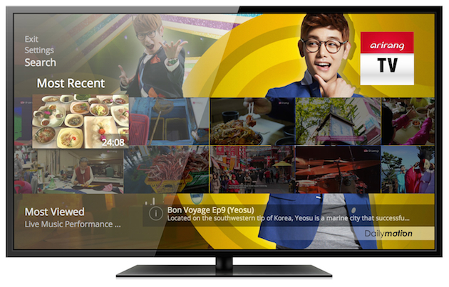 Arirang TV extends its reach to Opera TV Store users - Opera Newsroom