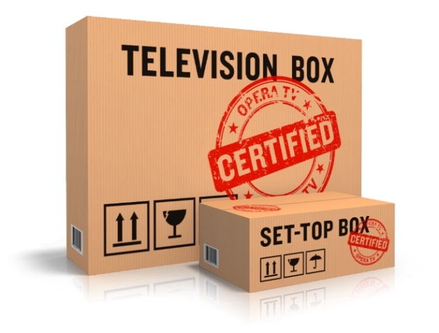 Certification Program with Opera TV