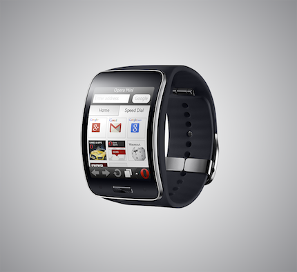 Samsung's smart watch gets a full-web browser - Opera Newsroom