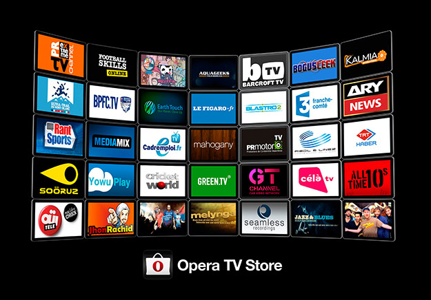 Opera TV Snap triggers 100 Smart TV apps in record time