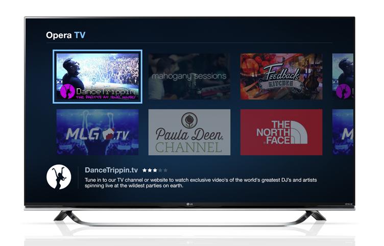 Opera Tv Launches On Lg Smart Tvs Opera Newsroom