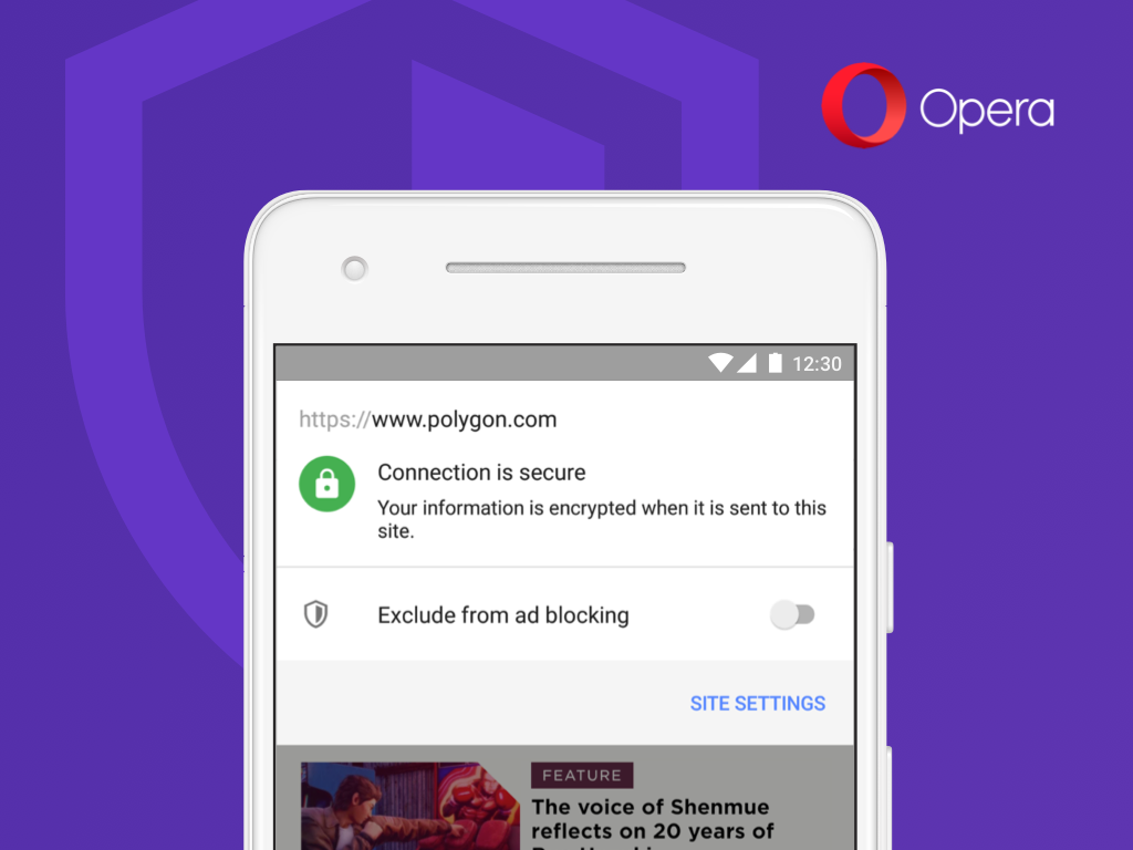 Opera for Android hits version 50 - Opera Newsroom