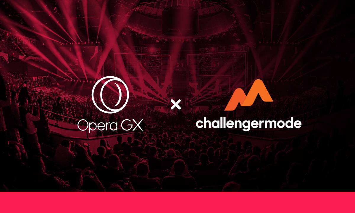 Opera GX and Challengermode partner to create esports organizers grassroots fund